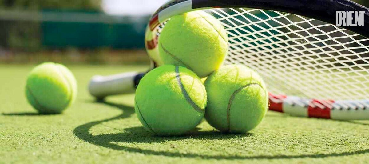 The Turkmen national tennis team - in the qualifying tournament for the Davis Cup