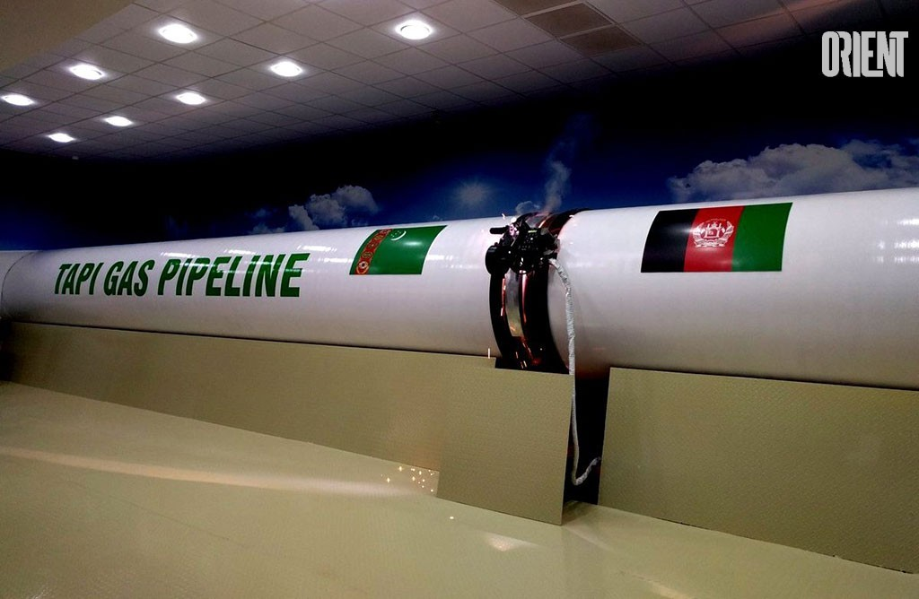 """The gas pipeline TAPI can unite Russia, the USA and the """"Taliban"""""""