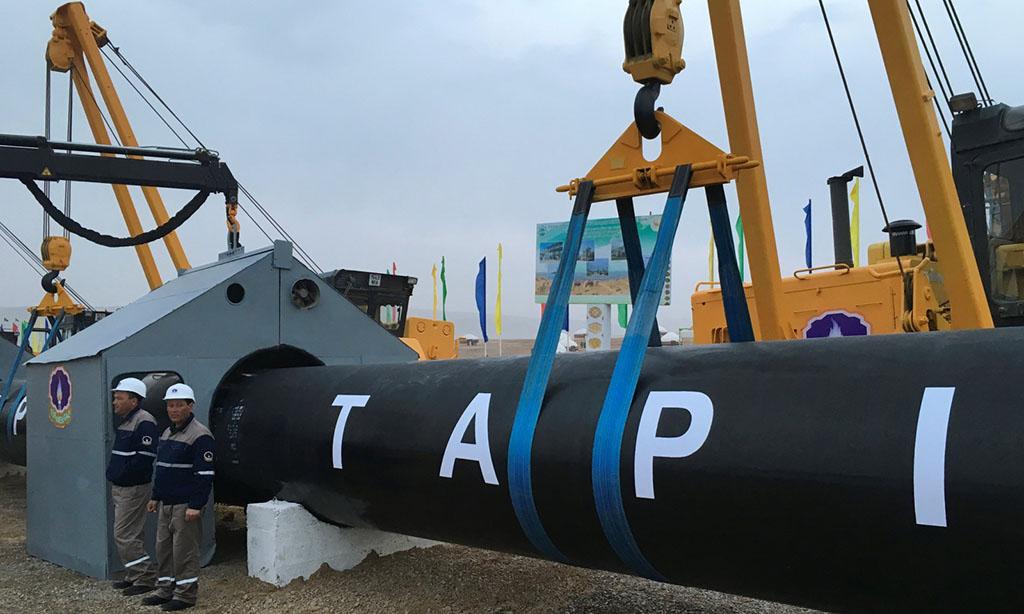 TAPI gas pipeline added to the portfolio of the Italian company RINA in Turkmenistan