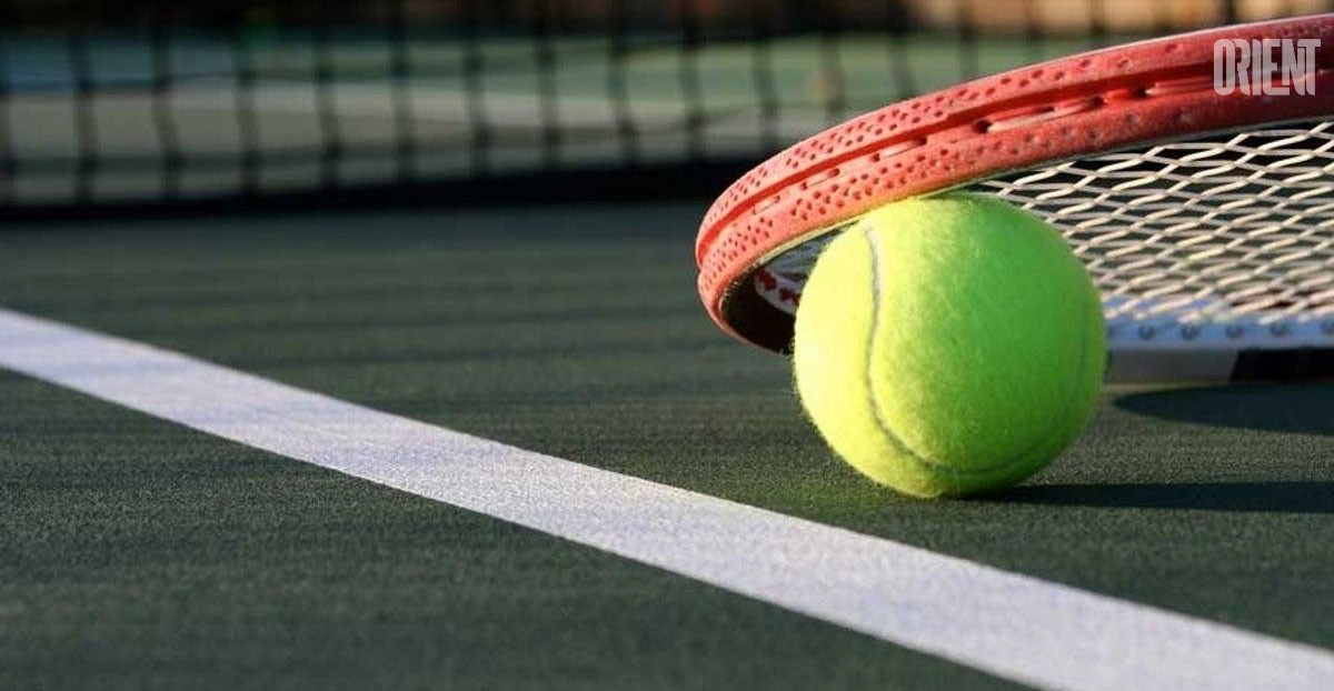 Tennis players from Turkmenistan - winners of the international tournament in Bahrain