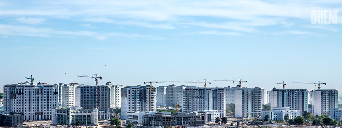 Construction industry of Turkmenistan shows record growth