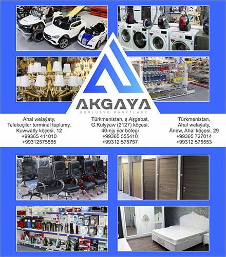 Akgaya