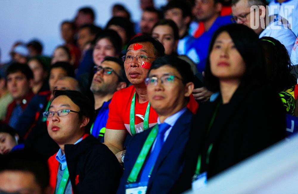 Чемпионат финишировал: кубок лидеров у Китая