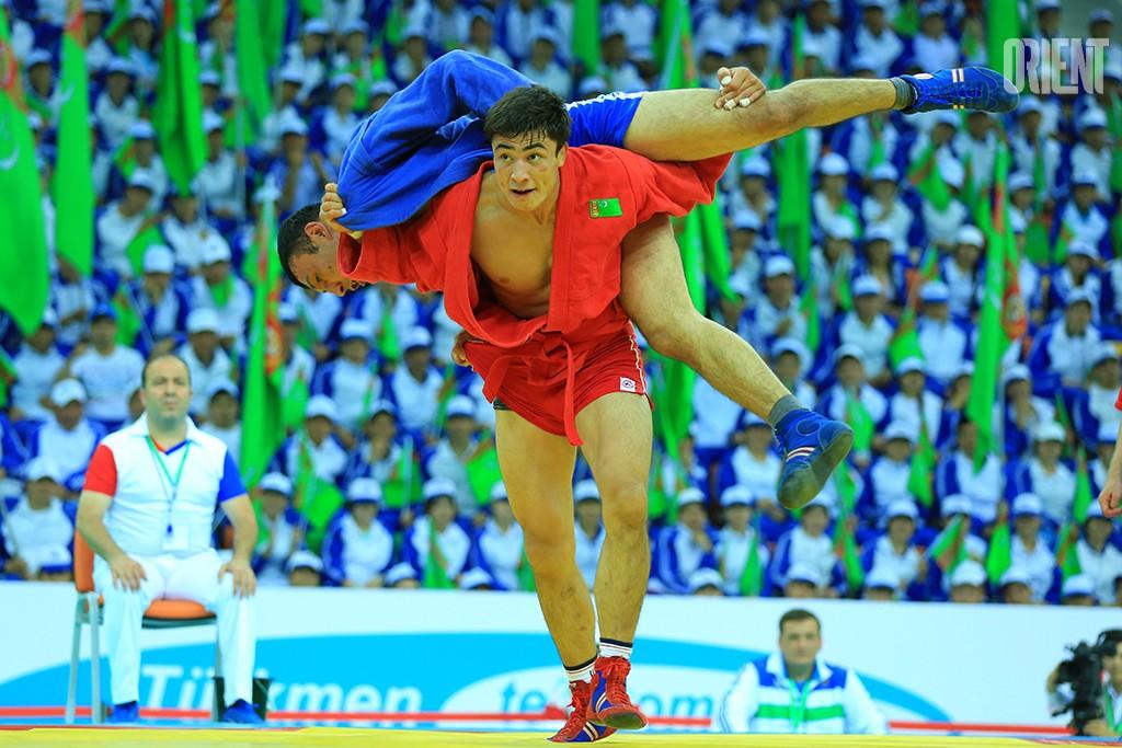 Ашхабад примет Чемпионат мира по самбо в 2020 году