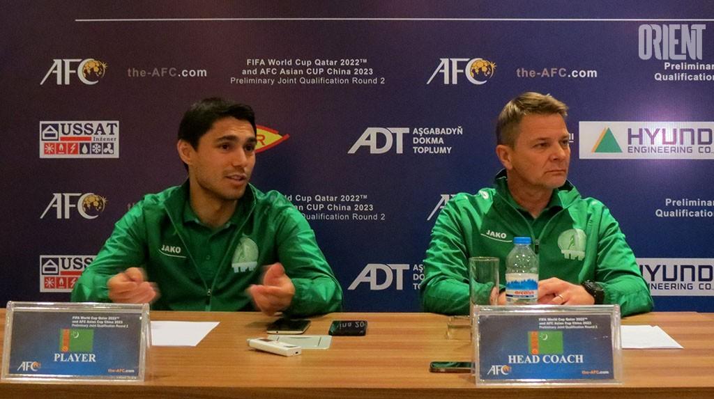Туркменистан – КНДР: накануне матча