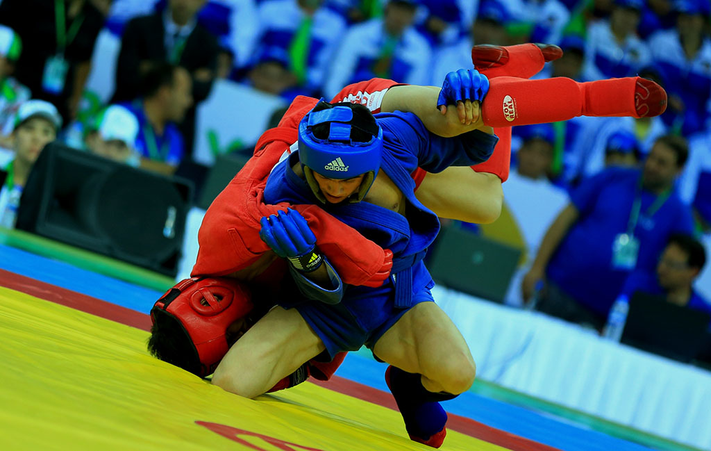Чемпионат мира по самбо пройдет в Ашхабаде в ноябре