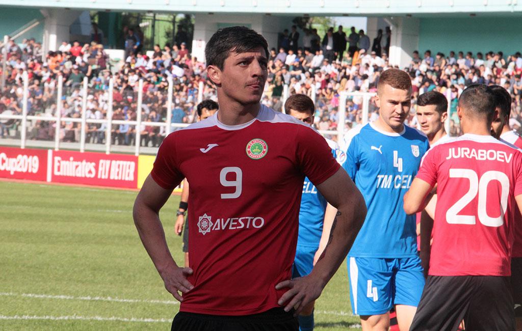 Немецкий Transfermarkt: сколько «стоят» лучшие футболисты Туркменистана