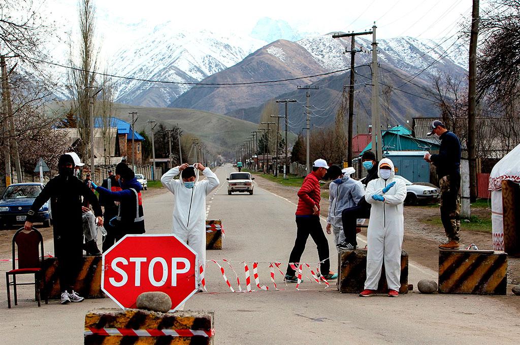 Три сценария выхода стран Центральной Азии из коронакризиса