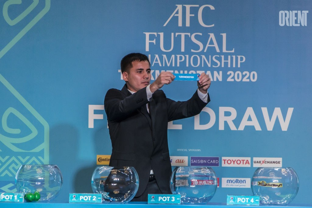 Ашхабад не будет проводить Чемпионат Азии по футзалу 2020 года