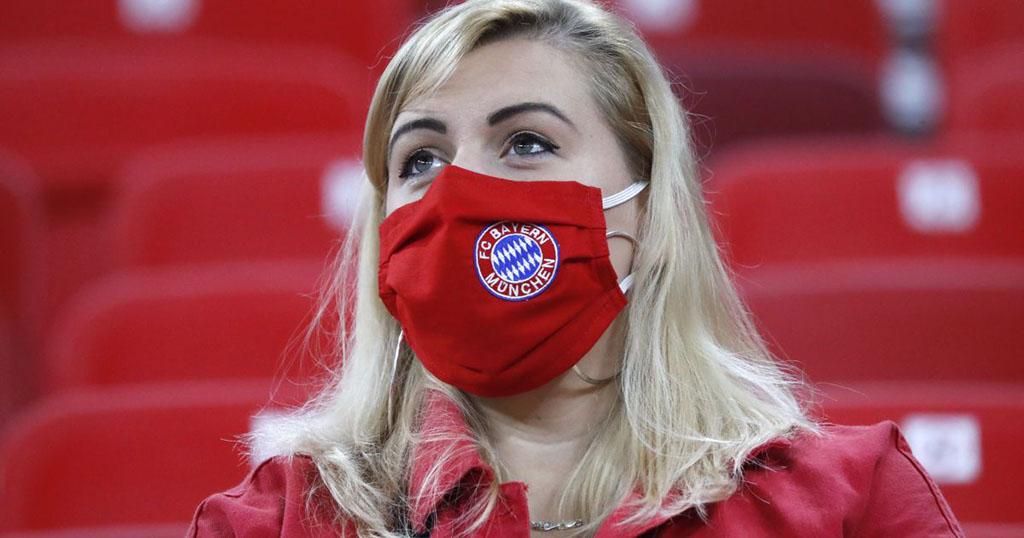 Матч «Бавария» vs «Севилья» – самый посещаемый с момента начала пандемии