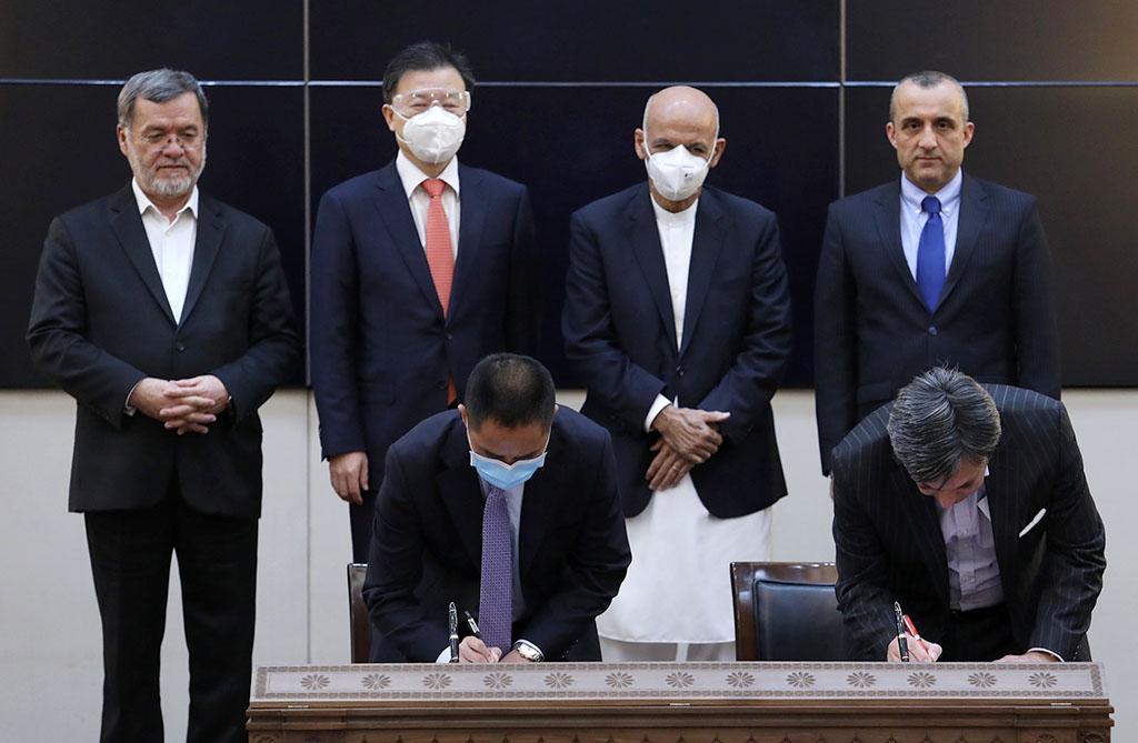 Китайская компания построит в Кабуле 1400 квартир