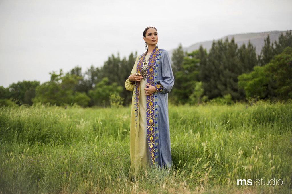 ASMAN Boutique проведет онлайн-показ коллекции «Жемчужный город Ашхабад»