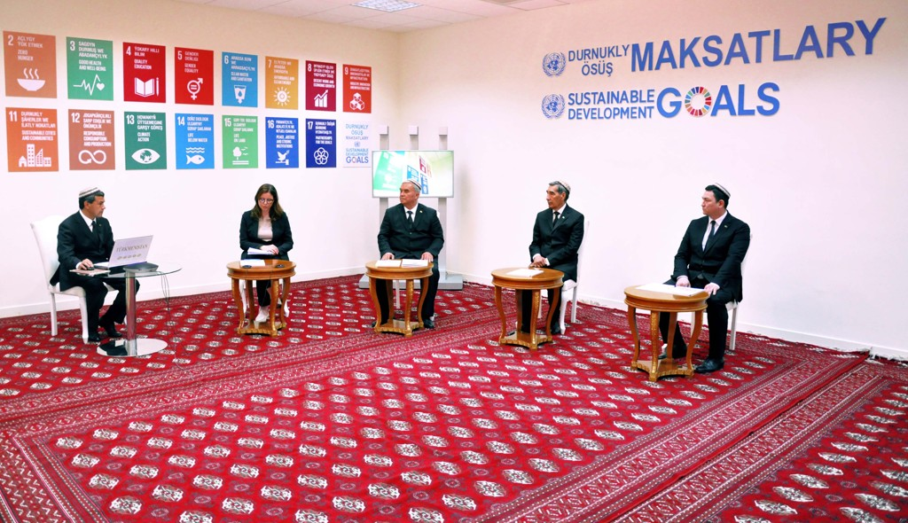 В ИМО МИД Туркменистана обсудили международные экологические инициативы страны