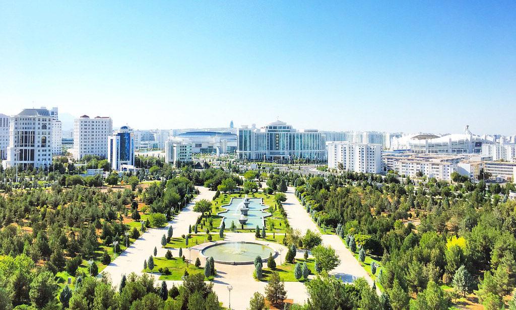 На следующей неделе температура в Туркменистане местами повысится до +45 градусов