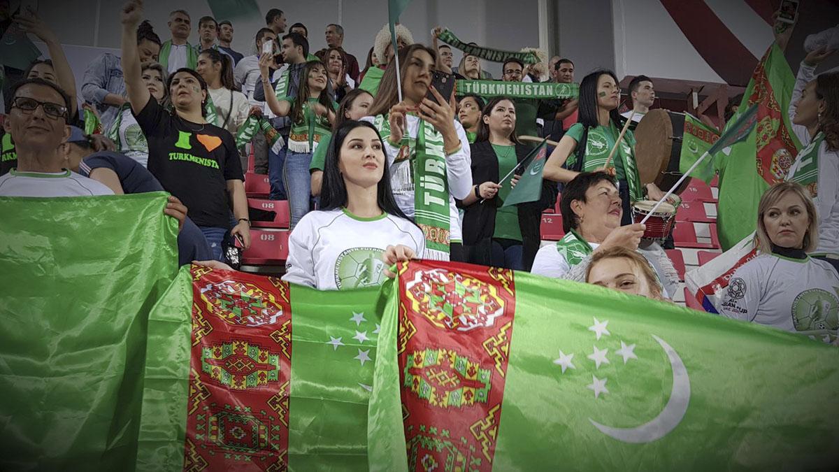 Туркменские футболисты завершили отбор на ЧМ-2022 победой