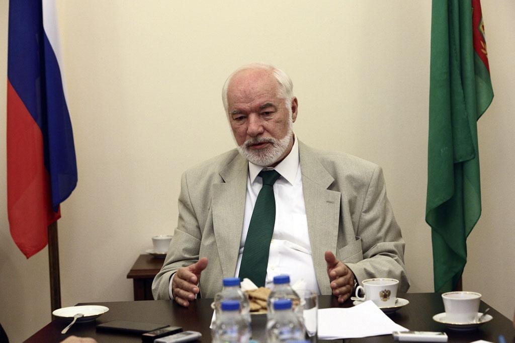 Посол РФ в Туркменистане – товарооборот между странами приблизился к 1 миллиарду долларов