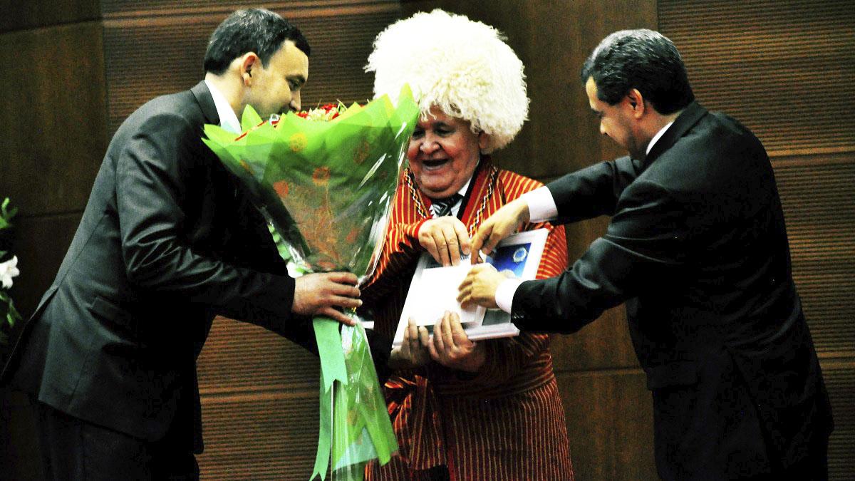 Старейшего дипломата Туркменистана чествуют коллеги и ученики