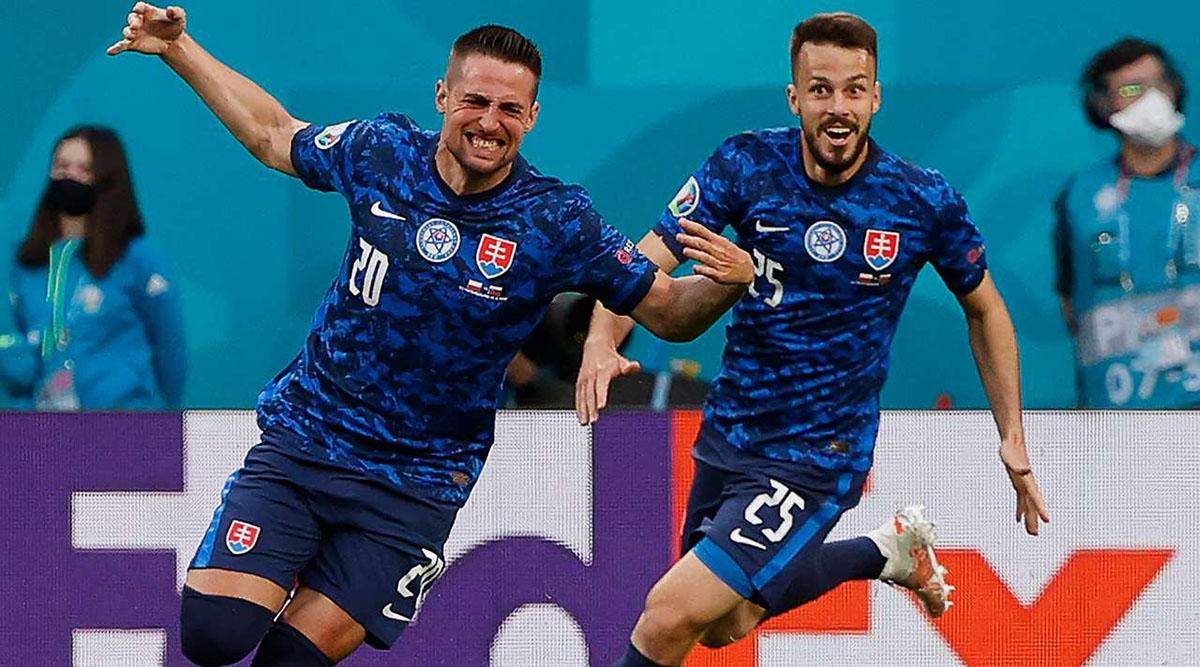 Обзор Евро-2020 – победы чехов и словаков, и первая нулевая ничья на турнире