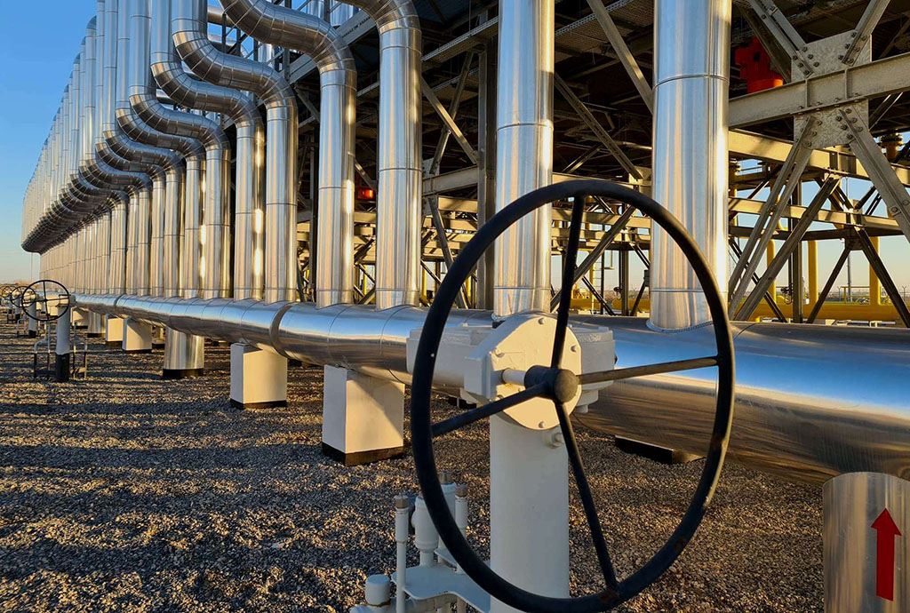 Turkmenistan still provides most of China's pipeline gas imports