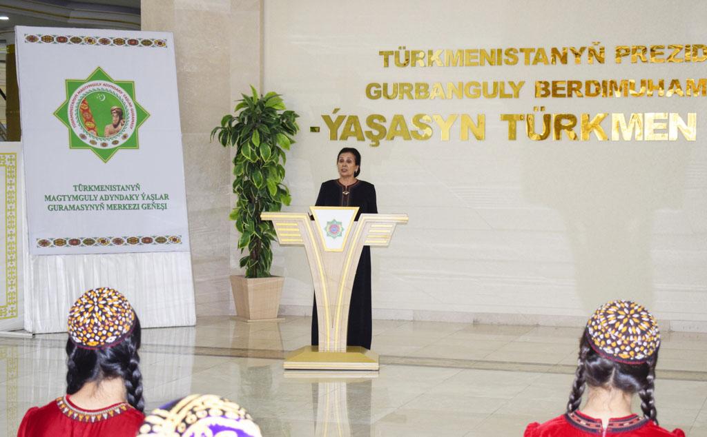 Молодежная организация Туркменистана и Секретариат НКТ по делам ЮНЕСКО подвели итоги конкурса среди студентов