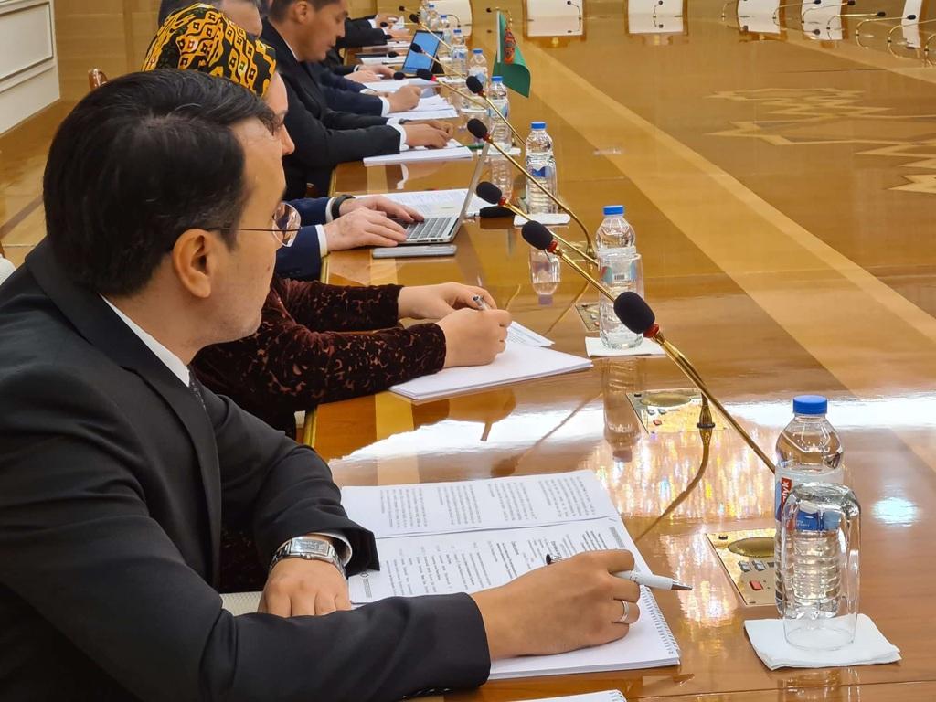 Возможности туркменского бизнеса представлены на конференции СППТ