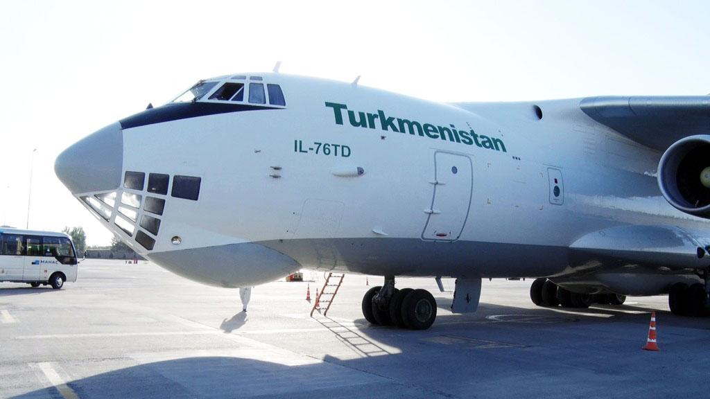 В Кыргызстан прибыл первый груз из Туркменистана в рамках договоренностей предпринимателей