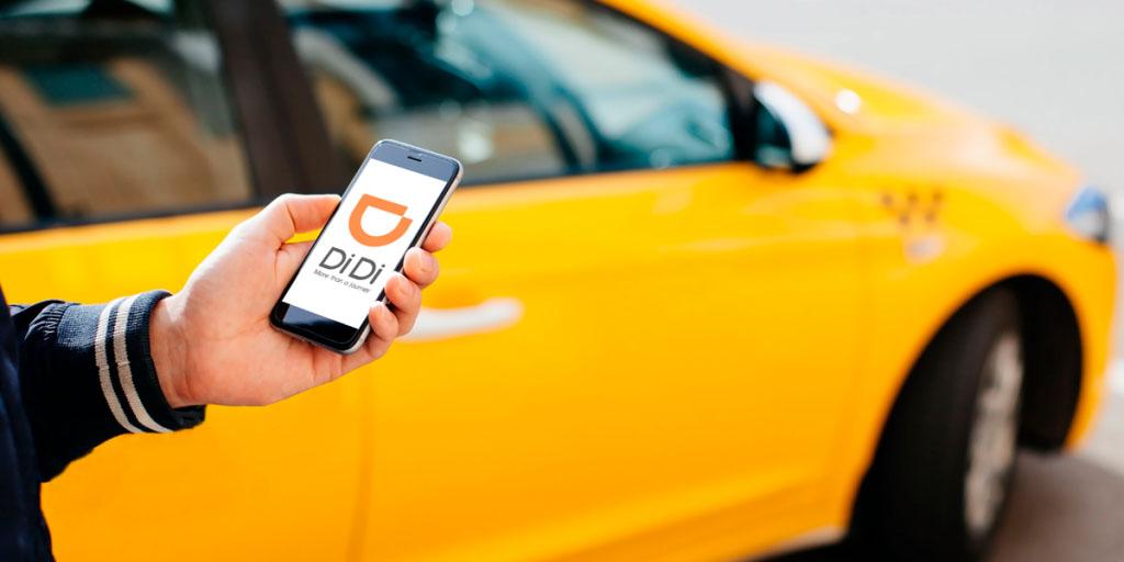 Китай запретил 25 мобильных приложений, связанных с компанией онлайн-заказа автомобилей DiDi