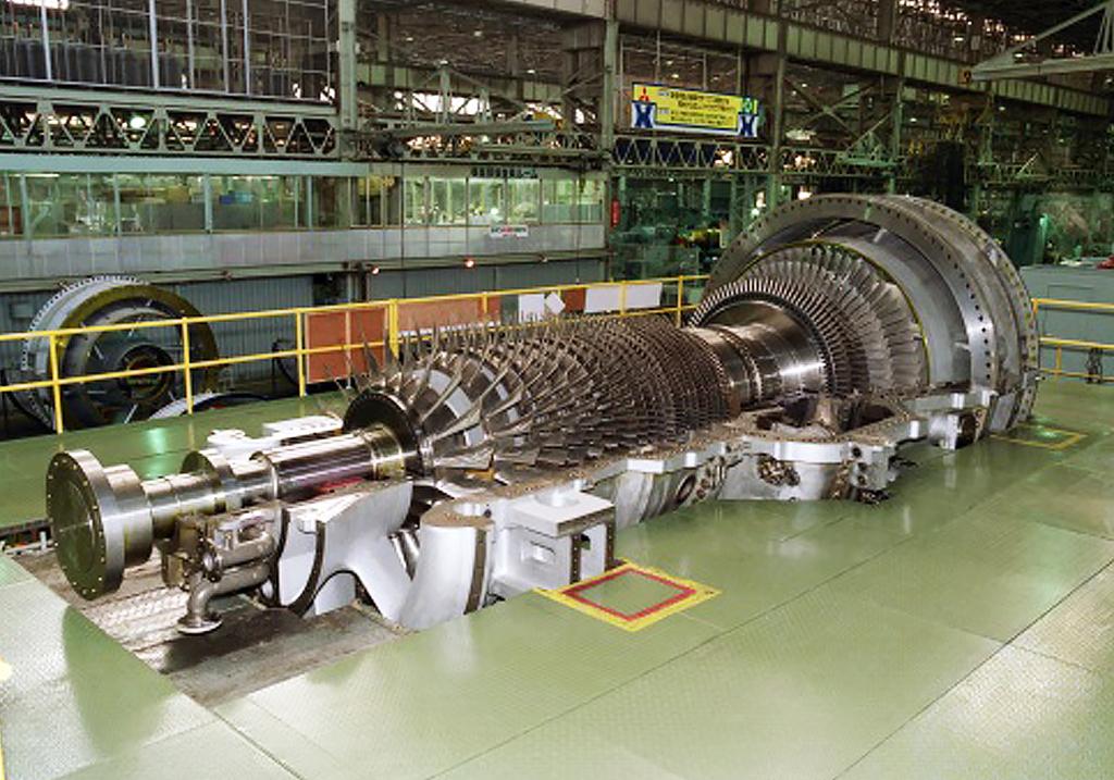 В Лебапе готовится к вводу в строй газотурбинная электростанция
