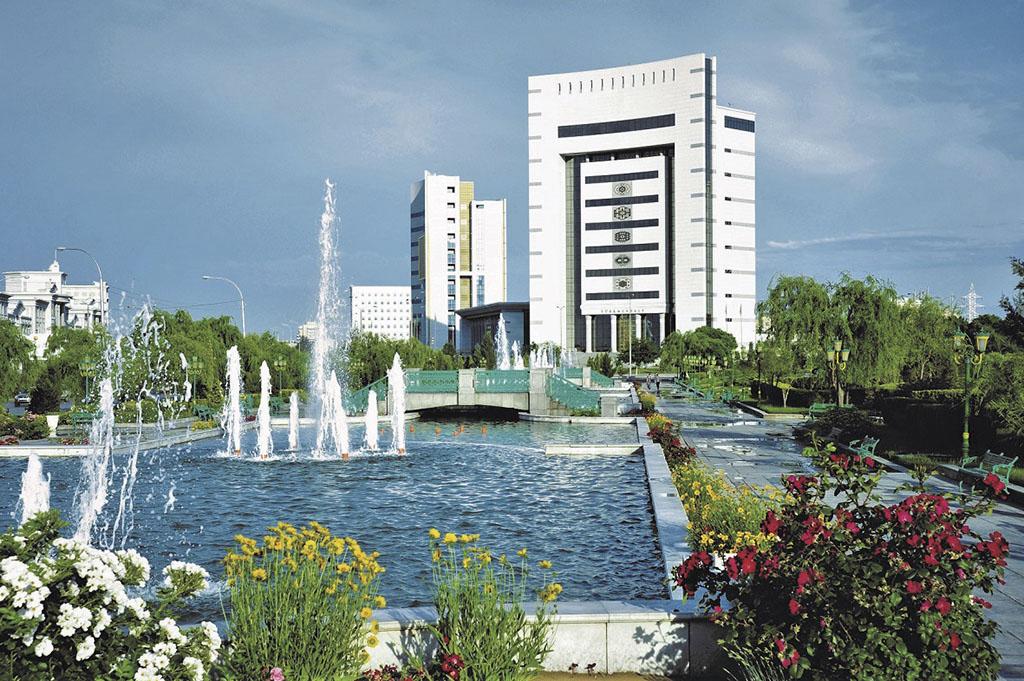 В Ашхабаде цифровизируют коммунальное хозяйство и водообеспечение