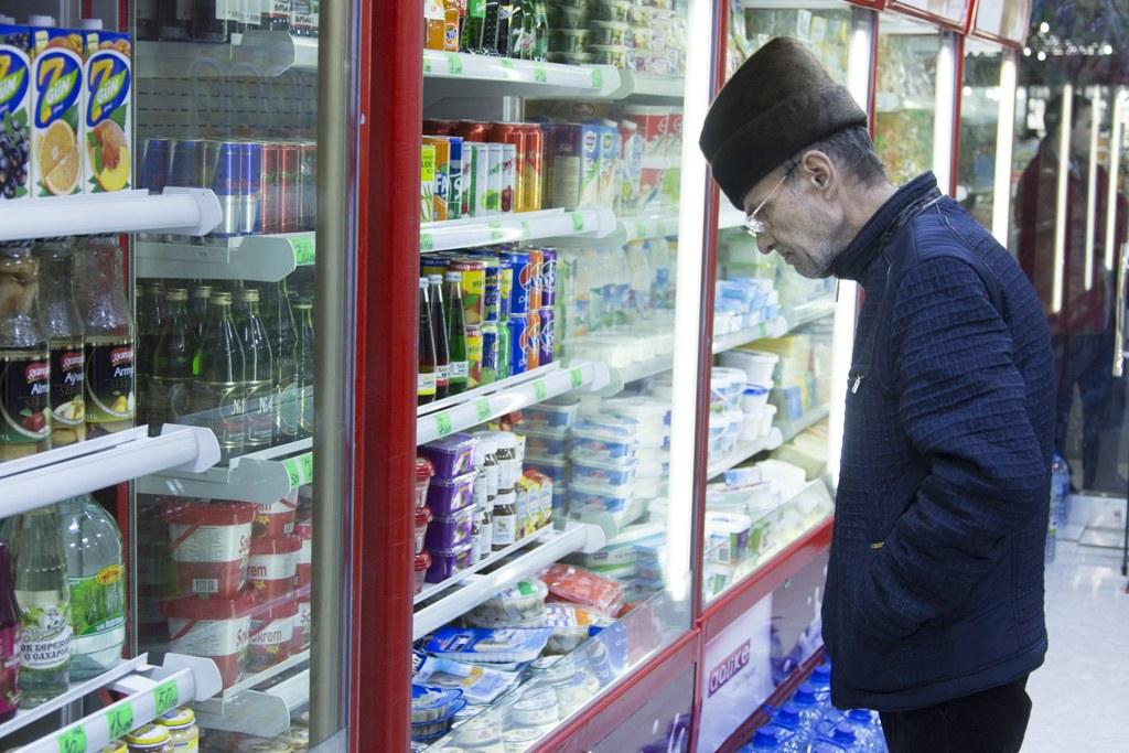 Производство рыбных консервов за полгода в Туркменистане выросло почти наполовину