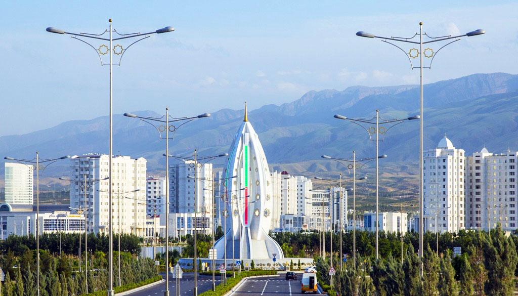 К концу недели температура в некоторых регионах Туркменистана заметно повысится