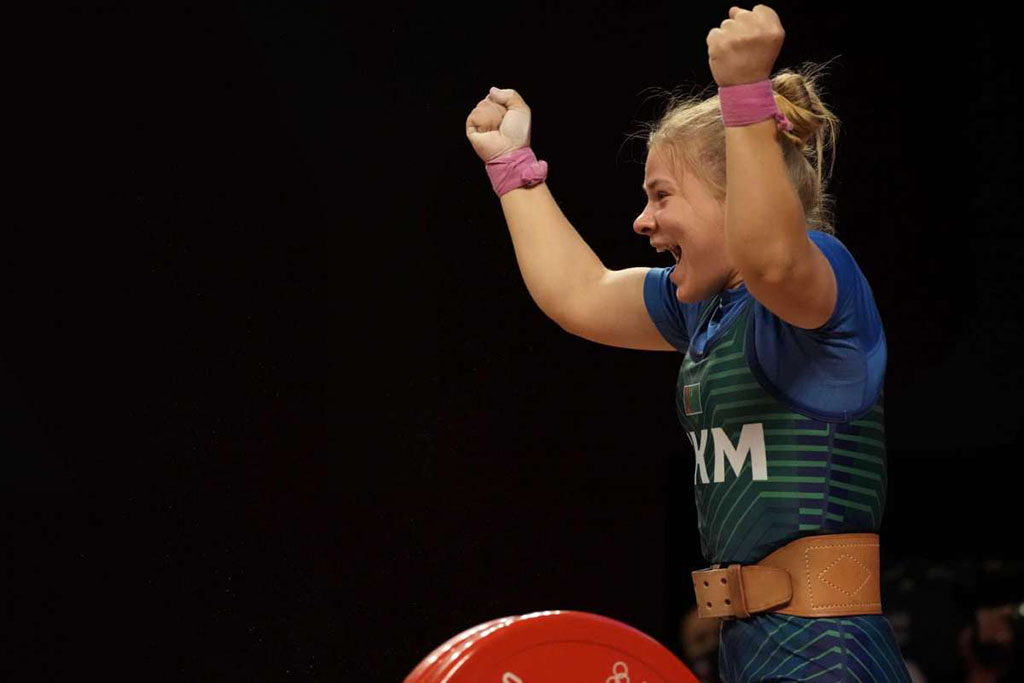 """Polina Guryeva: """"Mom, I won't come without a medal!"""""""