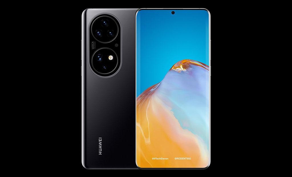 Huawei выпустил смартфон с самой лучшей камерой