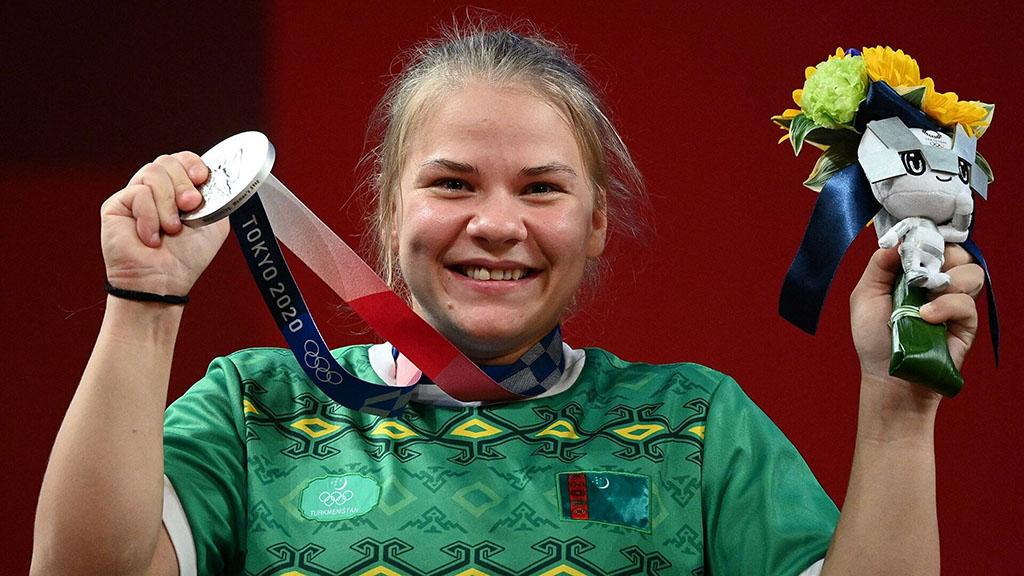 Итоги: первое «серебро» и другие результаты туркменских спортсменов в Токио