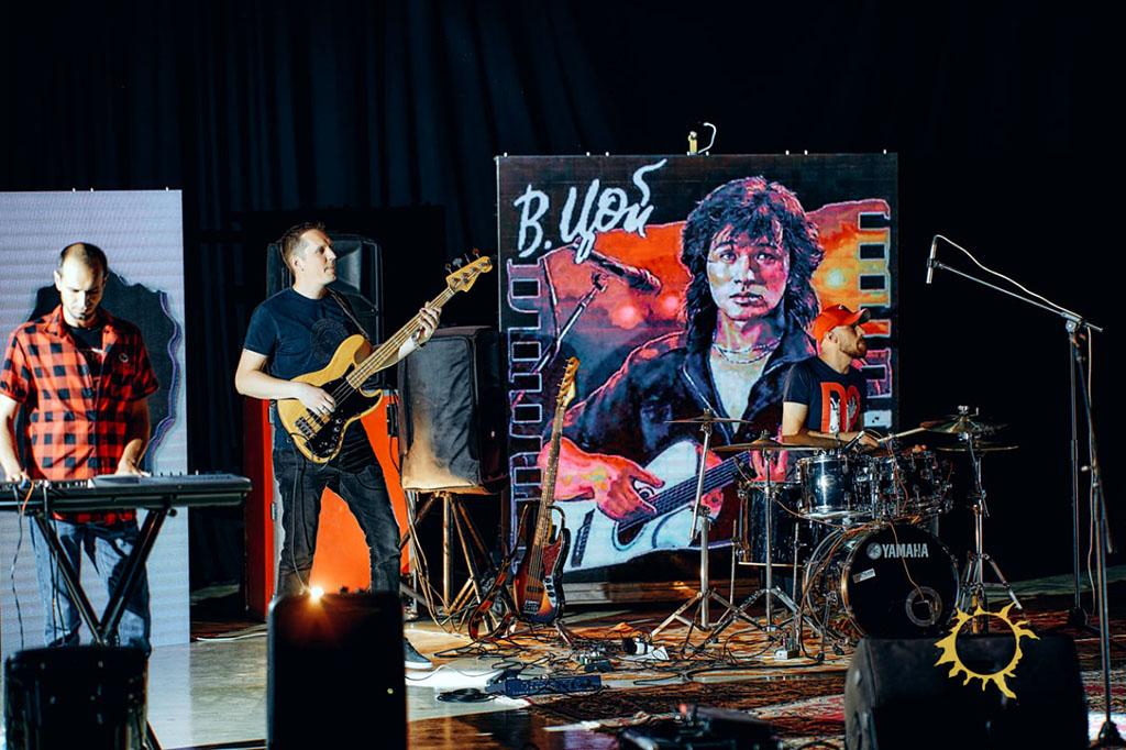 В Ашхабаде концертом почтили память Виктора Цоя