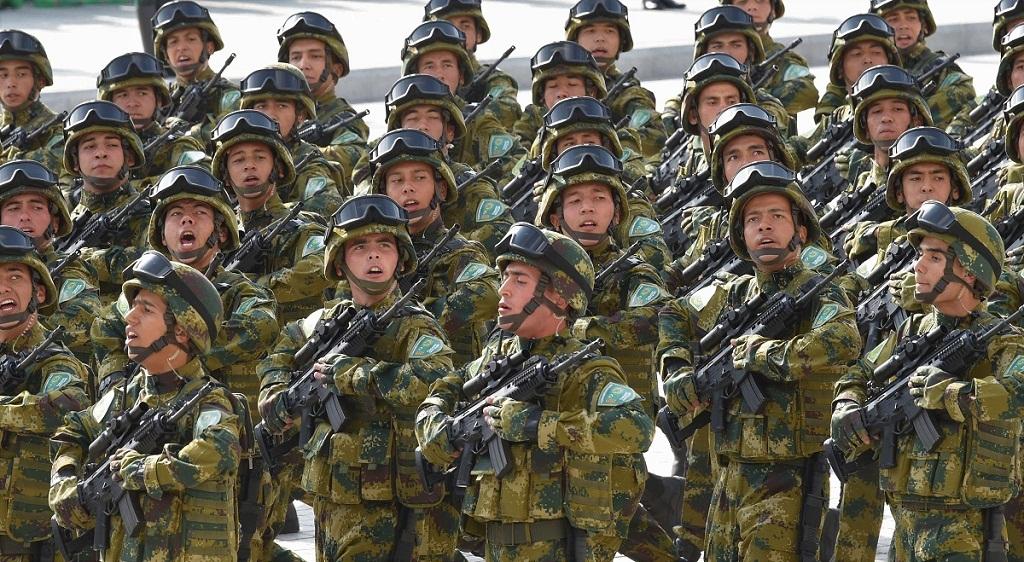 Туркменистан ведет подготовку военного парада в честь 30-летия независимости