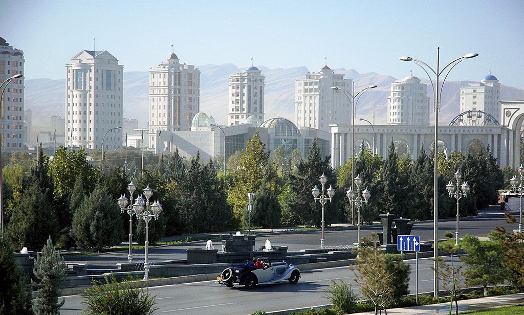 Жара отступает, но с неохотой: прогноз погоды в Туркменистане на следующей неделе