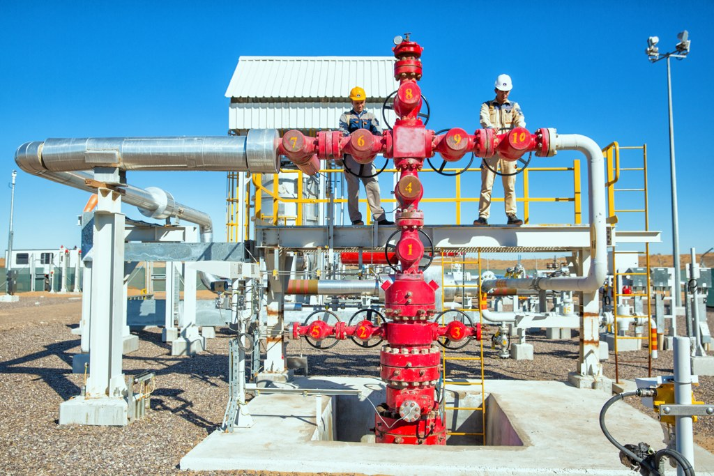 Туркменистан увеличил экспорт газа на 37% за восемь месяцев