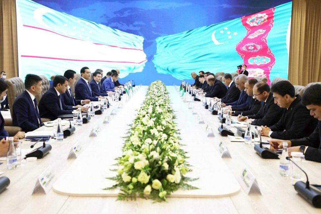 Подготовка соглашения о Туркмено-узбекской зоне приграничной торговли вступила в финальную фазу