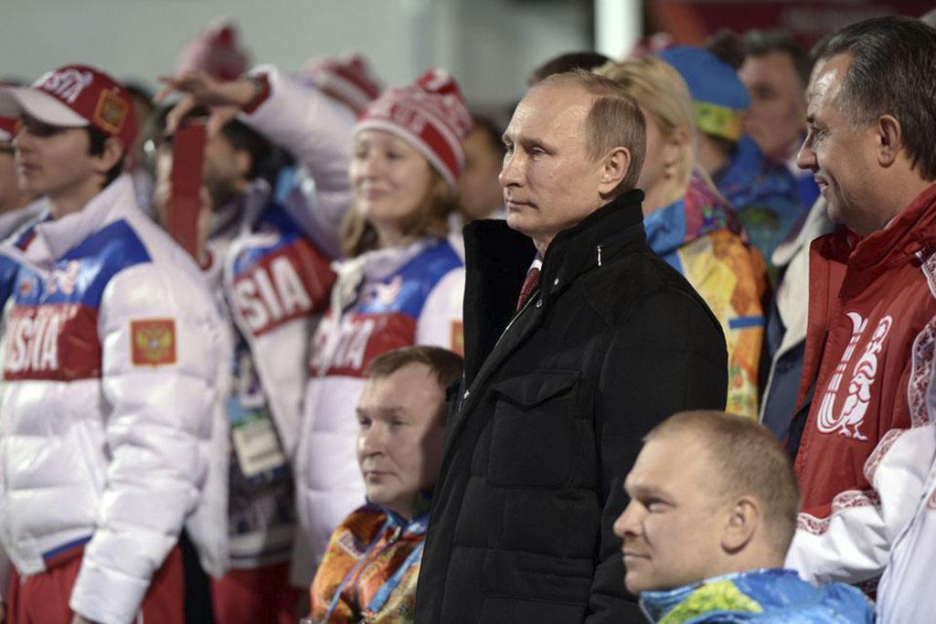 Путин примет участие в открытии Олимпийских игр 2022 года в Пекине