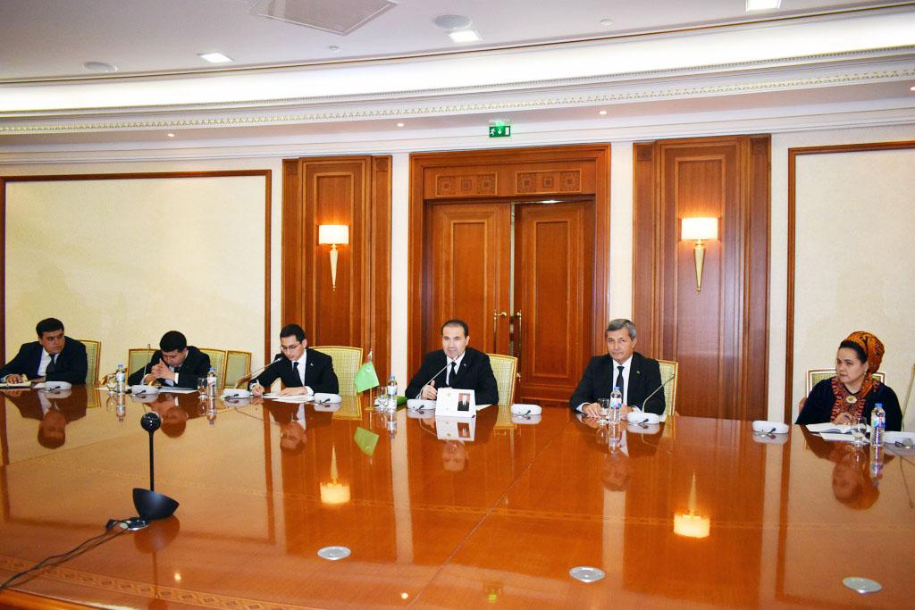 Обсуждены перспективы сотрудничества Туркменистана с фондовой биржей Nasdaq Dubai