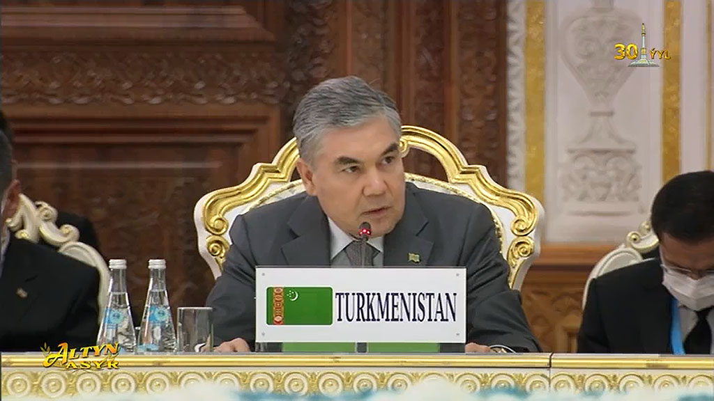 Туркменистан считает опыт ШОС востребованным на фоне глобальных вызовов