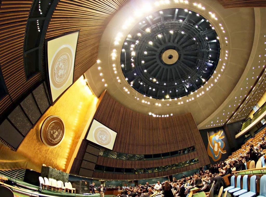 Президент Туркменистана направил видеообращение участникам 76-й сессии Генассамблеи ООН