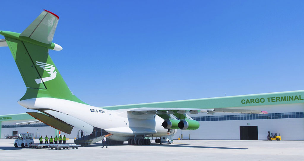 The Turkmen airlines participate in the Eurasian forum of cargo transportation