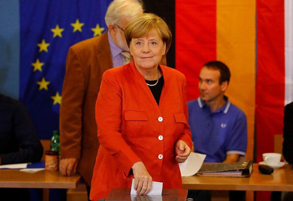 В мире: неудержимые цены на газ и электоральные настроения немцев