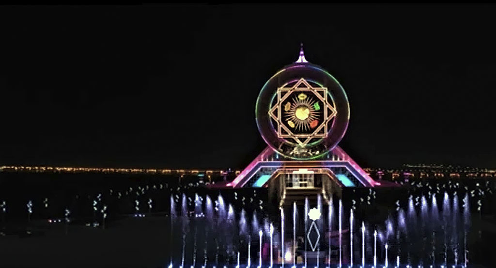 On September 25, Ashgabat will host a meeting of the People's Council