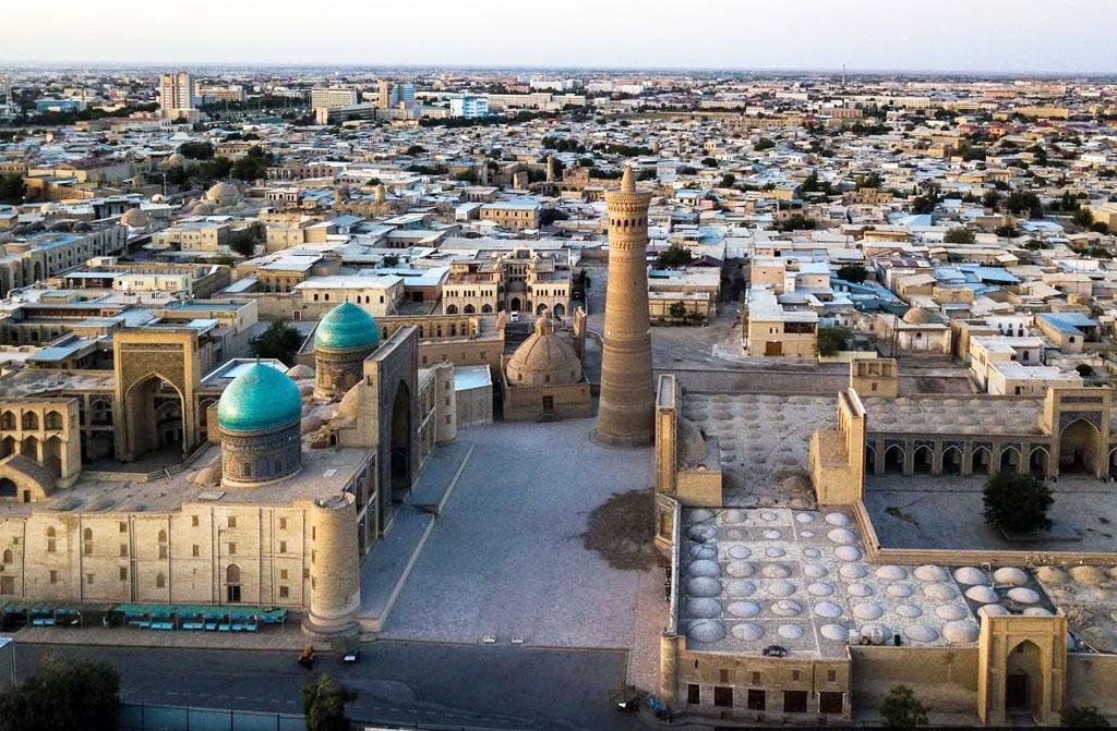 Делегация Туркменистана посетила Бухарскую область Узбекистана