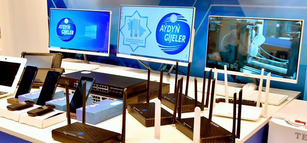 Туркменистан нацелен на развитие электронной промышленности