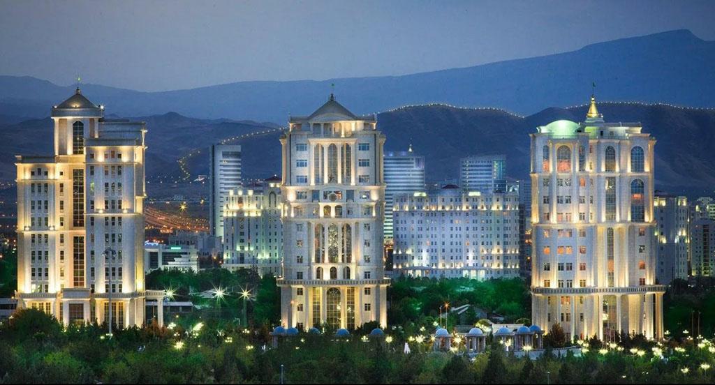 Погода на неделю: температура в Туркменистане будет опускаться до +18 градусов