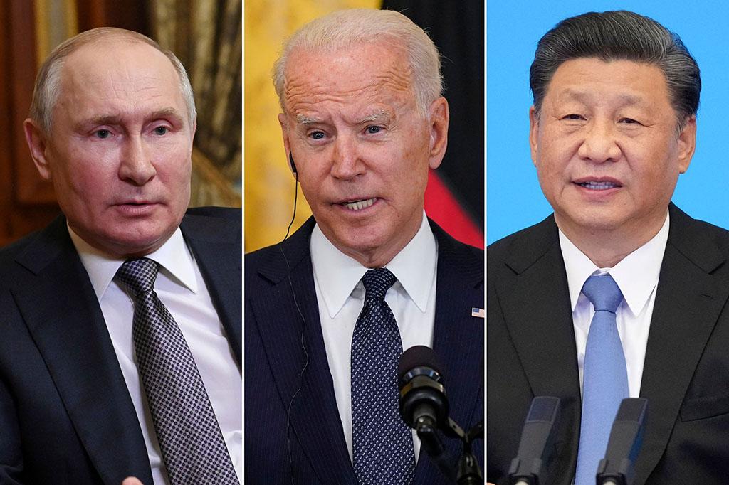 Путин, Байден, Си Цзиньпин поздравили главу Туркменистана с 30-летием независимости